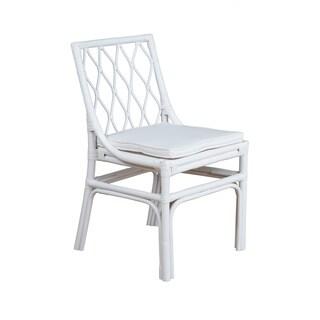 East At Main's Sarasi rattan Dining Chair, Set of 2