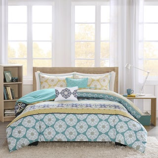 Link to Celeste 5-piece Comforter Set by Intelligent Design Similar Items in As Is