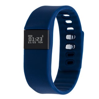 Zunammy Navy Activity Tracker Watch with Call and Message Reminders