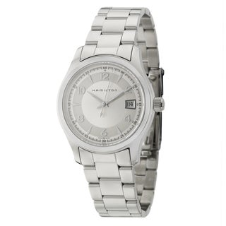 Hamilton Men's H18451155 Stainless Steel Watch