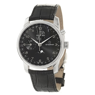 Eterna Men's 8340-41-44-1175 Leather Watch
