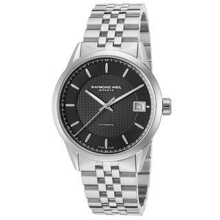 Raymond Weil Men's 2740-ST-20021 'Freelancer' Automatic Stainless Steel Watch