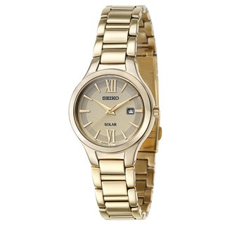Seiko Women's SUT212 Stainless Steel Watch