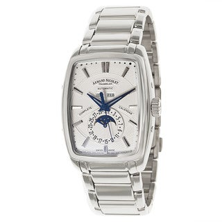 Armand Nicolet Men's 9632A-AG-M9630 Stainless Steel Watch