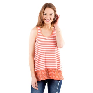 DownEast Basics Women's Lakeshore Tank Top