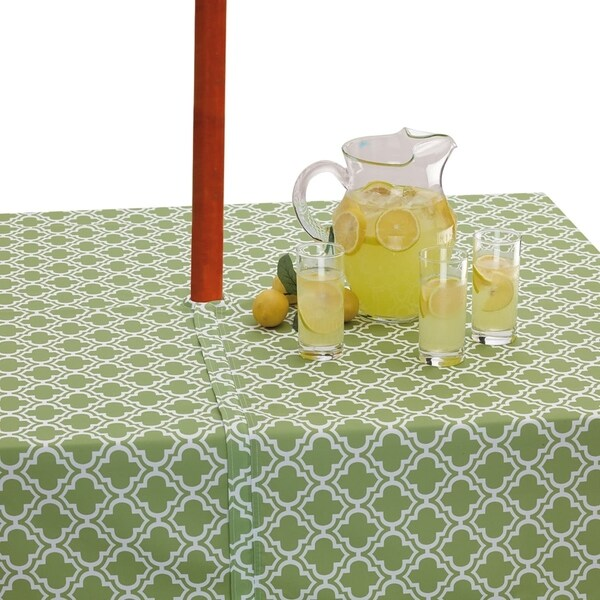 Lattice Umbrella Tablecloth