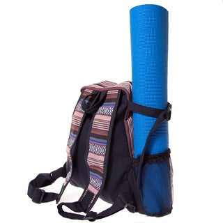 Handmade On The Go Yoga Bag (Nepal)