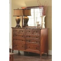 Simply Solid Aiden Solid Wood 10-Drawer Dresser