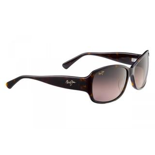 Maui Jim RS295-10 Nalani Dark Tortoise Frame Polarized Maui Rose 61mm Lens Sunglasses