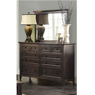 Simply Solid Garrett Solid Wood 10-Drawer Dresser