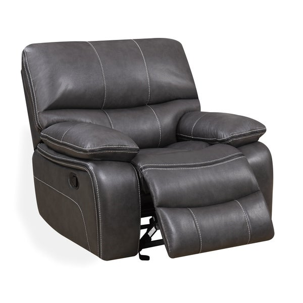 Grey Glider Recliner Free Shipping Today Overstock Com