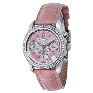 Armand Nicolet Women's 9154D-AS-P915RS8 Leather Watch