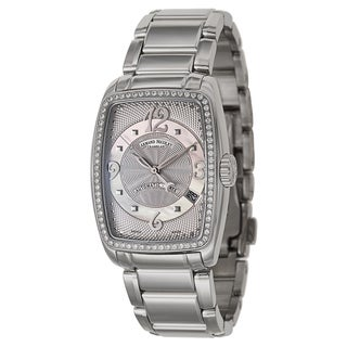 Armand Nicolet Women's 9631D-AN-M9631 Stainless Steel Watch