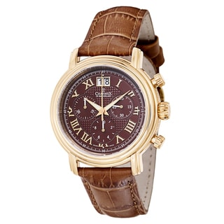 Charmex Men's 1753 Leather Watch