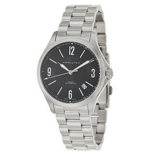 Hamilton Men's H76565135 Stainless Steel Watch