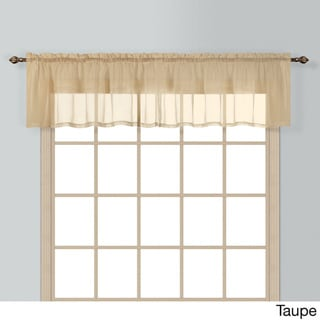 Batiste Window Valances