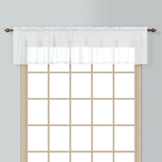 Luxury Collection Batiste Window Valances