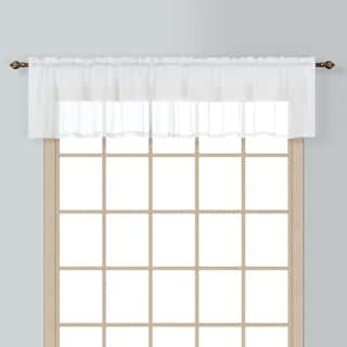 Buy Valances Online At Overstock Com Our Best Window