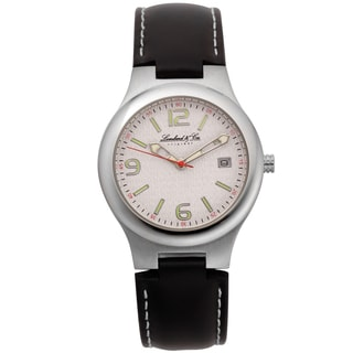 Lombard and Cie Men's Clyde Classic Retro Styling Casual Watch