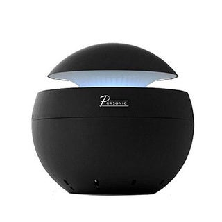 Pursonic AP180BK Compact Air Purifier with HEPA Filter, Black