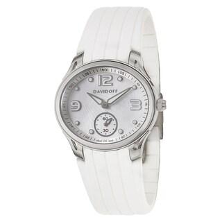 Davidoff Women's 20335 Rubber Watch