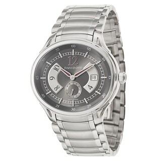 Davidoff Men's 20376 Stainless Steel Watch