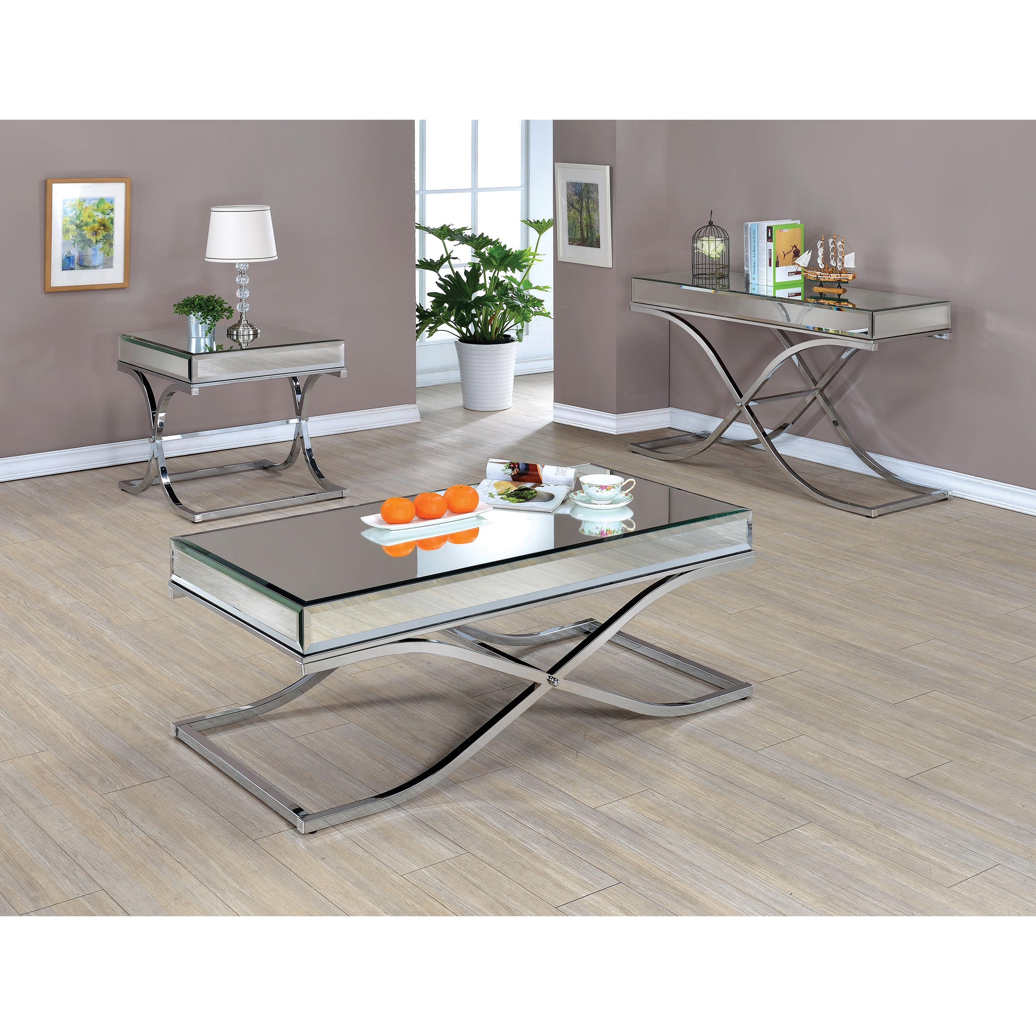 Furniture Of America Laja Contemporary