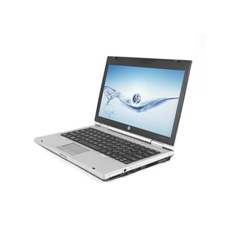 HP EliteBook 2560P 12.5-inch 2.3GHz Intel Core i5 CPU 12GB RAM 500GB HDD Windows 10 Laptop (Refurbished)