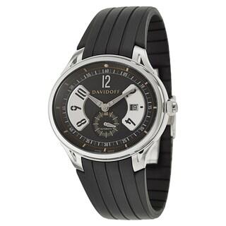 Davidoff Men's 20336 Rubber Watch