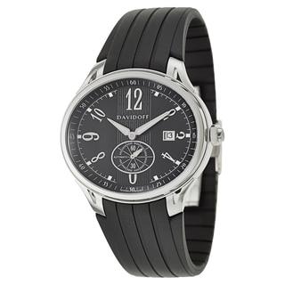 Davidoff Men's 20338 Rubber Watch