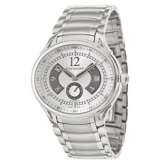 Davidoff Men's 20375 Stainless Steel Watch