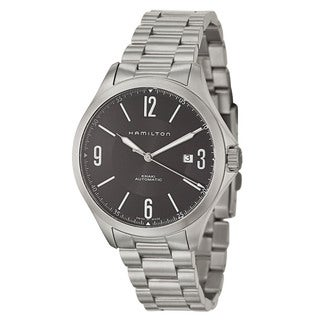 Hamilton Men's H76665135 Stainless Steel Watch