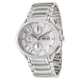 Davidoff Men's 10009 Stainless Steel Watch