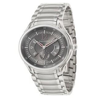 Davidoff Men's 10005 Stainless Steel Watch