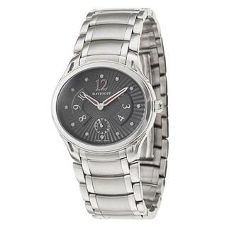 Davidoff Women's 10016 Stainless Steel Watch
