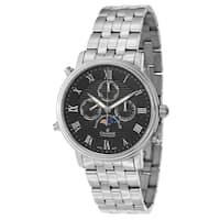 Charmex Men's 2507 Stainless Steel Watch