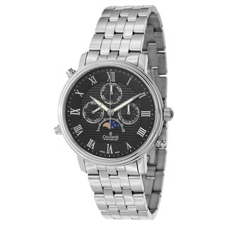 Charmex Men's Stainless Steel Watch