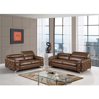 Sofa Blanche Walnut