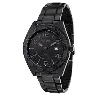 Pulsar Men's PS9315 Stainless Steel Watch