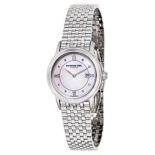 Raymond Weil Women's 5966-ST-00995 Stainless Steel Watch
