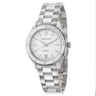 Hamilton Women's H37411911 Stainless Steel Watch