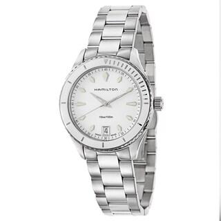 Hamilton Women's H37411911 Stainless Steel Watch