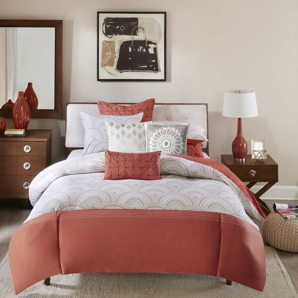 INK+IVY Muriel Duvet Style 3-piece Comforter Set