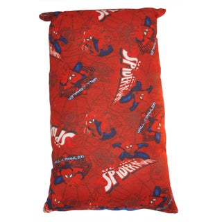 Lillowz Marvel Spiderman Reversible 9 x 16-inch Rectangular Throw Pillow