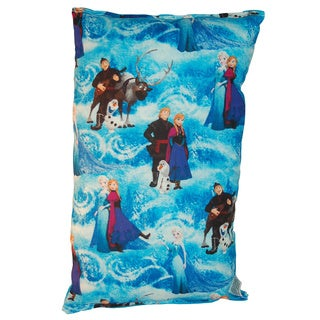 Lillowz Disney Frozen Reversible 9 x 16-inch Rectangular Throw Pillow