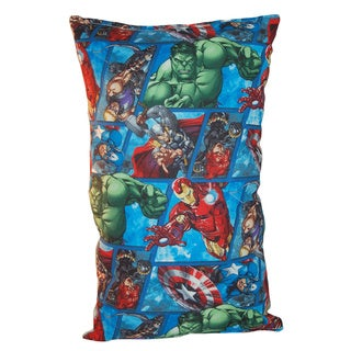 Lillowz Avengers Reversible Rectangular Throw Pillow