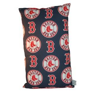 Lillowz MLB Boston Red Sox Reversible 9 x 16-inch Rectangular Throw Pillow|https://ak1.ostkcdn.com/images/products/11460872/P18418320.jpg?_ostk_perf_=percv&impolicy=medium