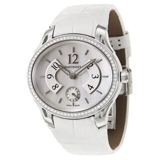Davidoff Women's 10017 Leather Watch
