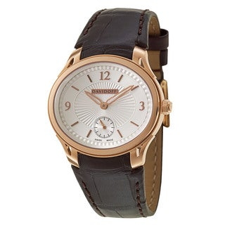 Davidoff Women's 20328 Leather Watch