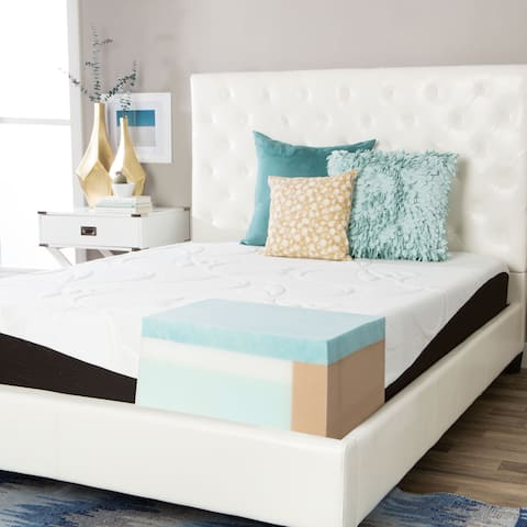 ComforPedic from Beautyrest Choose Your Comfort 10-inch Gel Memory Foam Mattress